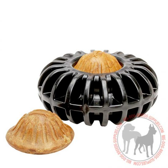 'Wheely' Dog Treat Toy of Large Breeds