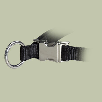Nylon Quick-Release Training Pinch Collar for Mastiff