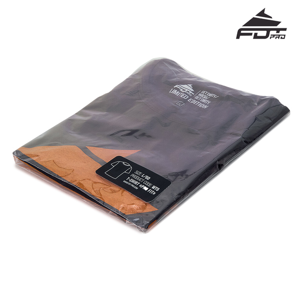 Filled Pro T-shirt of Dark Grey