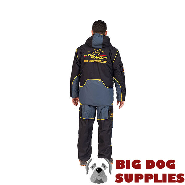 Train your Canine in Lightweight and Water Resistant Bite Suit