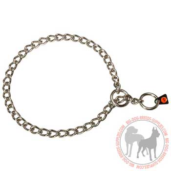 Choke Dog Collar for Large Dogs