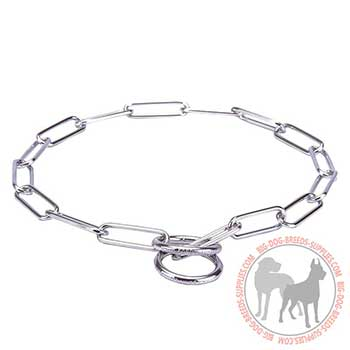 Steel Dog Collar for Training