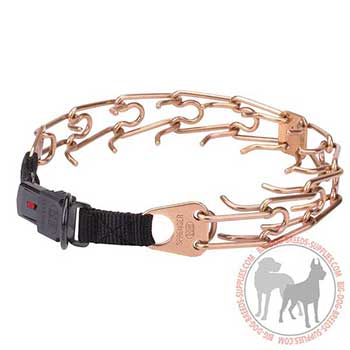 Firm Pinch Dog Collar for Training