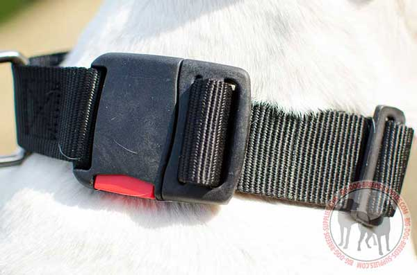 Quick Release Buckle for Fast Collar Adjustment