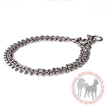 Professional Training Choke Dog Chain of Stainless Steel