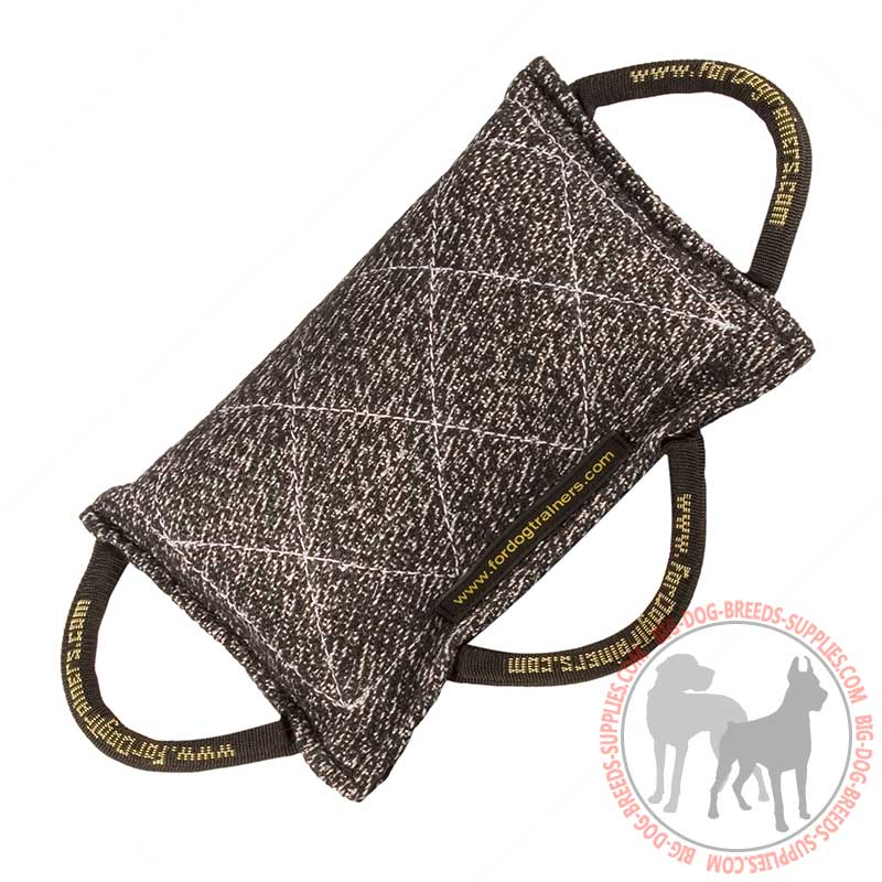 buy dog bite pillow with handles for protection and police training