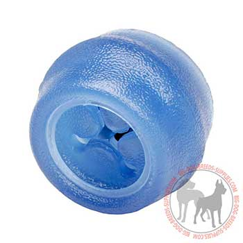 Durable Dog Rubber Kibble Dispenser
