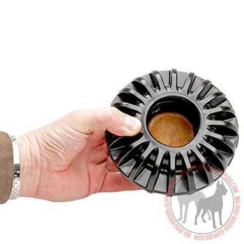 Safe Dog Rubber Kibble Dispenser