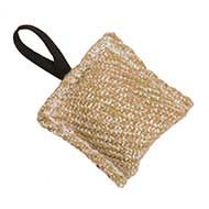 New Jute Bite Tug with Small Loop for Little Puppies