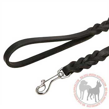Leather Dog Leash of Best Quality Leather