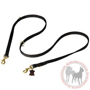 Nylon multipurpose dog lead perfect for all weather conditions